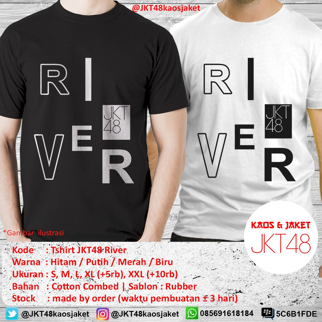Desain t shirt jkt48 - 0 Replies 0 Retweets 0 Likes