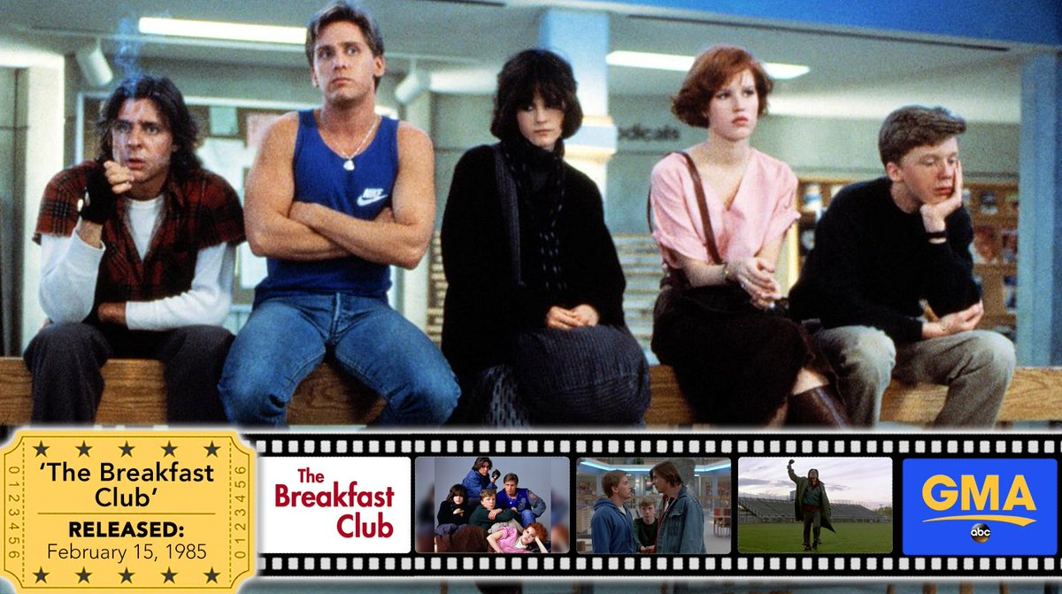 an overview of the breakfast clubs characters List of the breakfast club characters, with pictures when available these characters from the movie the breakfast club are ordered by their prominence in the film.