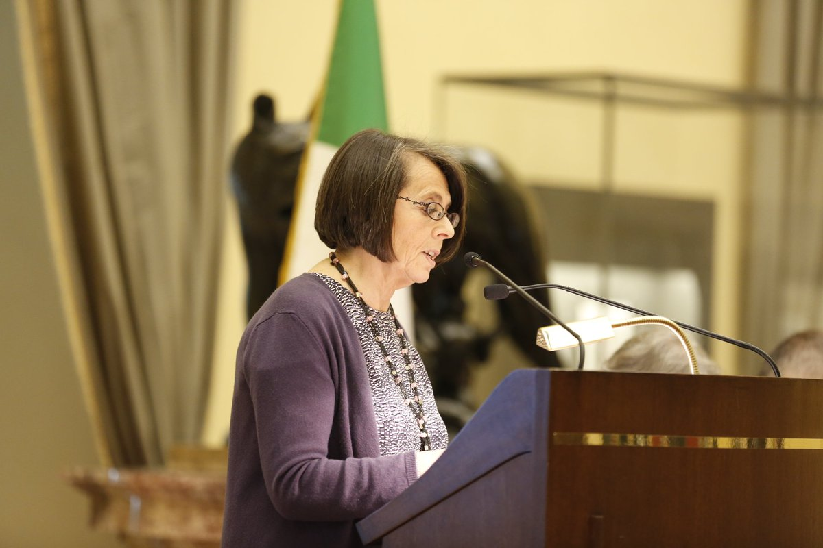 """.@MarinaSereni """"Per la prima volta #IVRapportoITP include anche il bilancio #Inail e quello sanitario"""""""