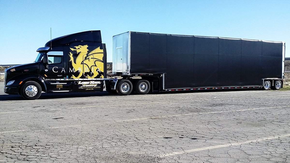 Long time Company Driver Paul Merges in Fernley, NV #doubledrop #lowriider