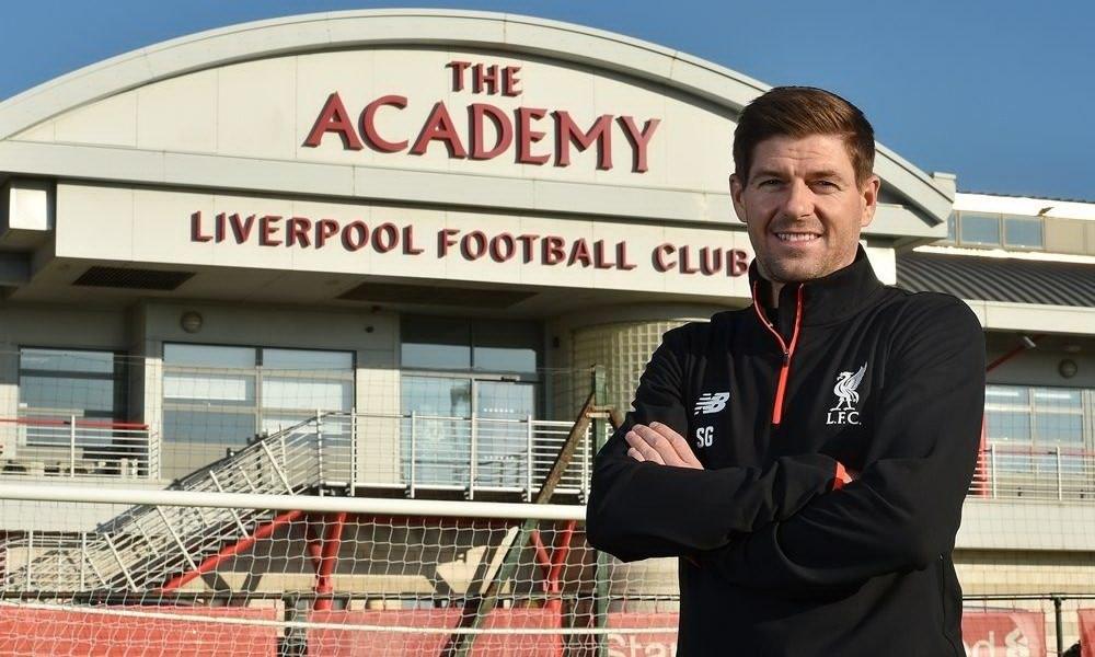 Steven Gerrard kembali ke Anfield untuk pertandingan amal LFC Foundati...