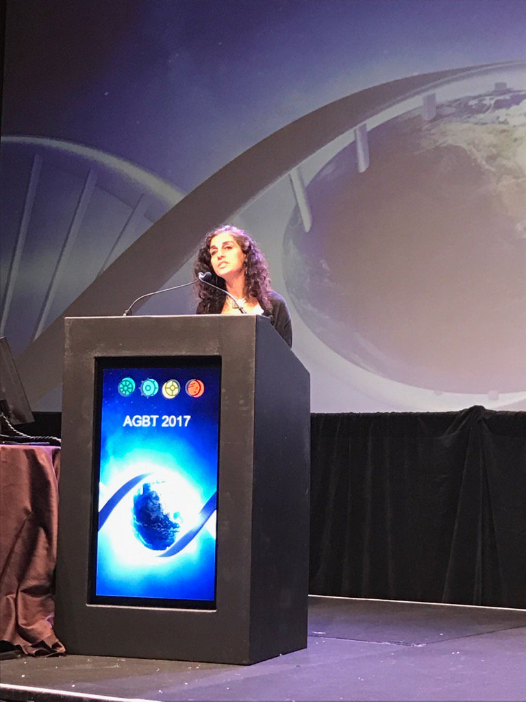 Good Morning #agbt17 Nada Jabado @McGillU detailing professional hijackers of the epigenome. https://t.co/vBLcxdhddL