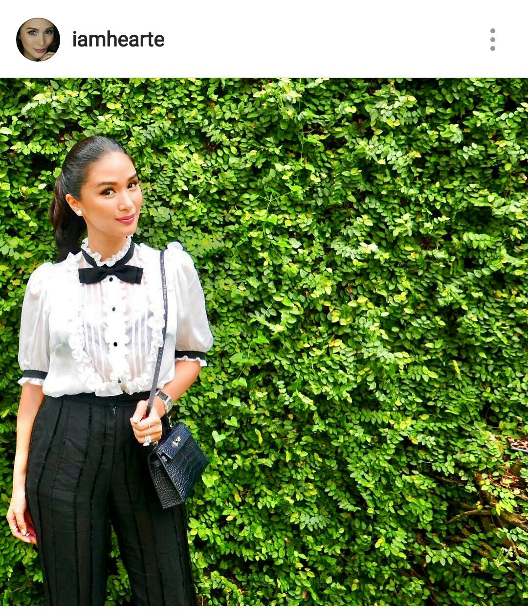 If I were asked to which celebrity closet I would raid? Heart Evangelista!!! Happy birthday, Love Marie