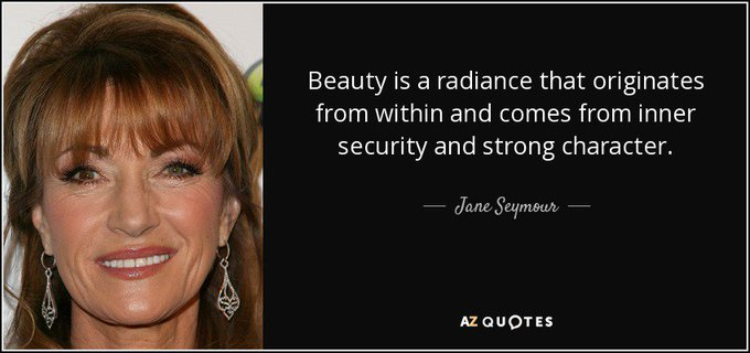 Happy birthday to Jane Seymour!