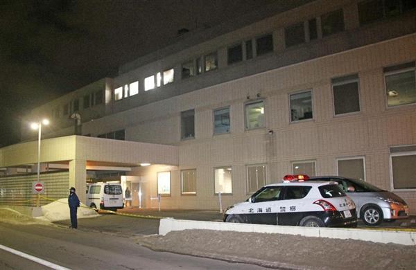 強姦致傷容疑の17歳少年逃走 病院から手錠のまま 函館  sankei.com/affairs/ne…