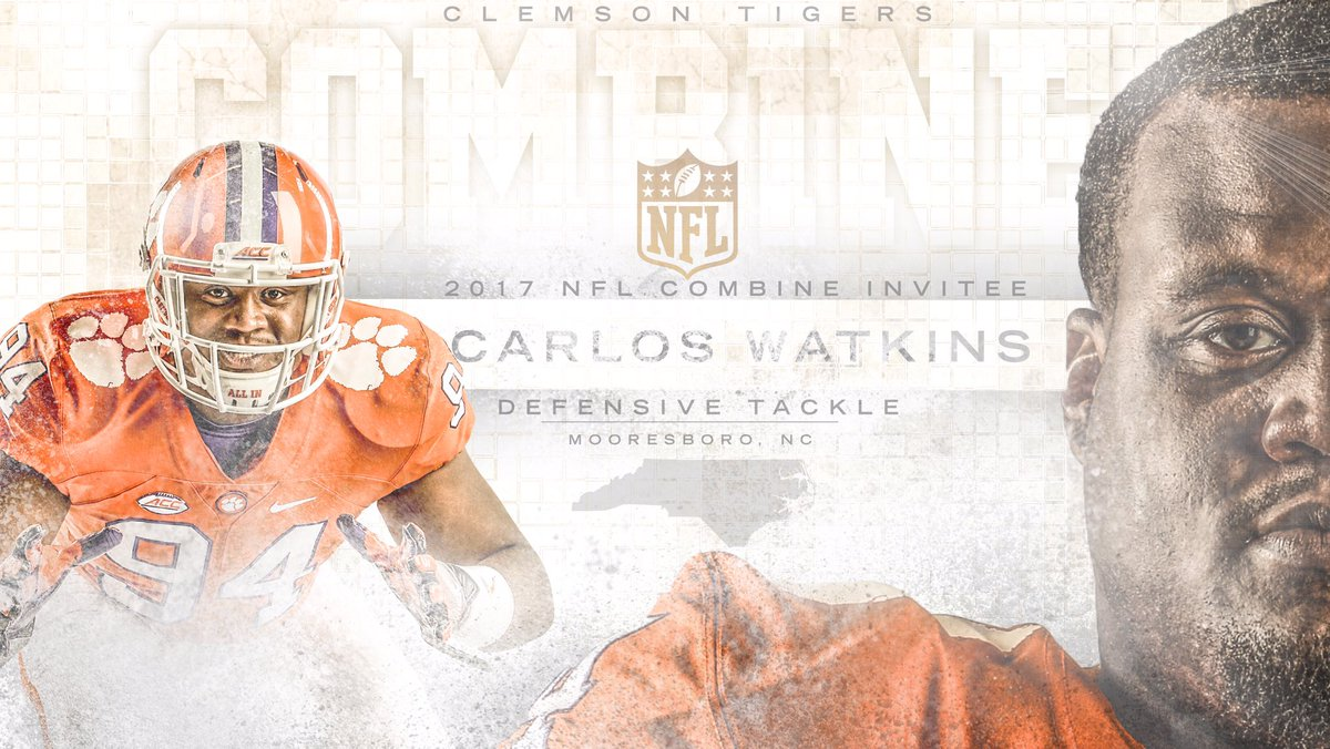 Good luck in Indy, @carloswatkins94. #ClemsonNFL #ClemsonFamily https:...