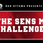 Are you up for a challenge? Run, climb, jump at @CdnTireCtr pre-game! Join us on Mar 4: https://t.co/53cBCGWhce #TheSensMile #RunOttawa