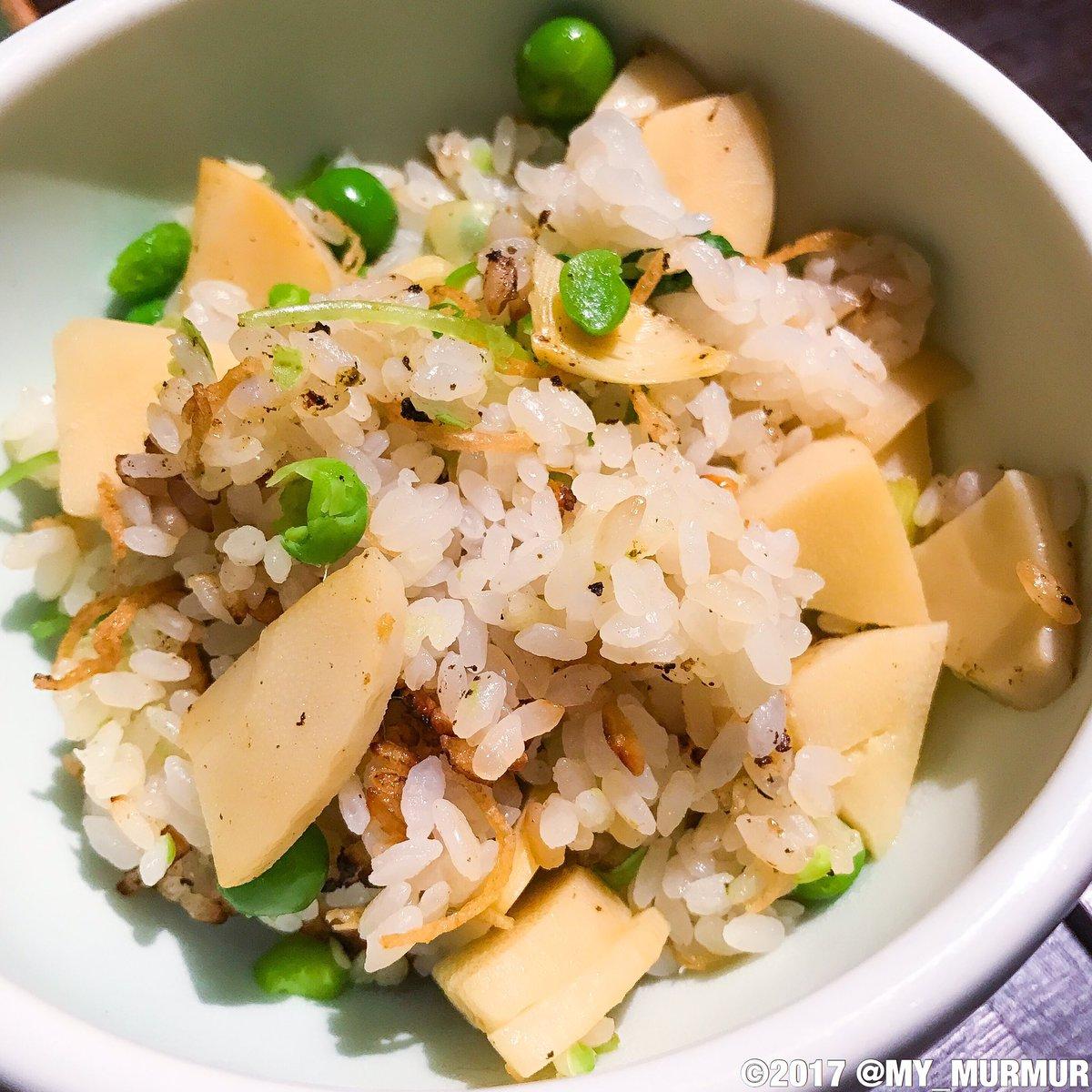 なんだかんだ言って、やっぱり米のメシは旨い。