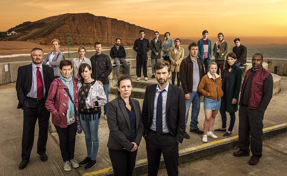Confirmed: Broadchurch (series 3) starts Monday 27 February at 9pm on ITV https://t.co/XuWfIbuAsU