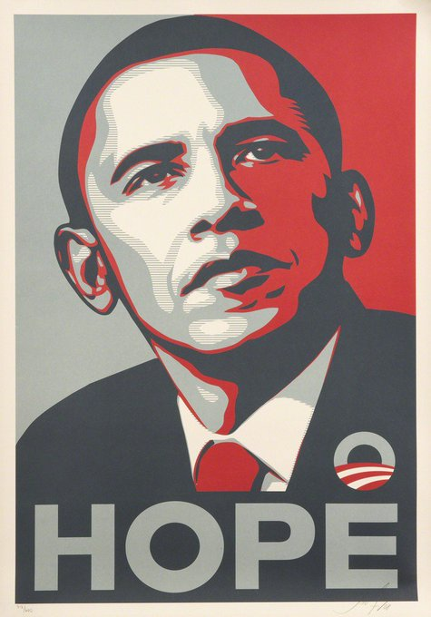Happy Birthday to contemporary street artist Shepard Fairey: