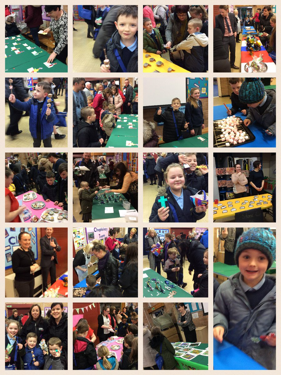 Thank you to all parents for attending our Sale of Work (Enterprise) this afternoon. It was a roaring success.