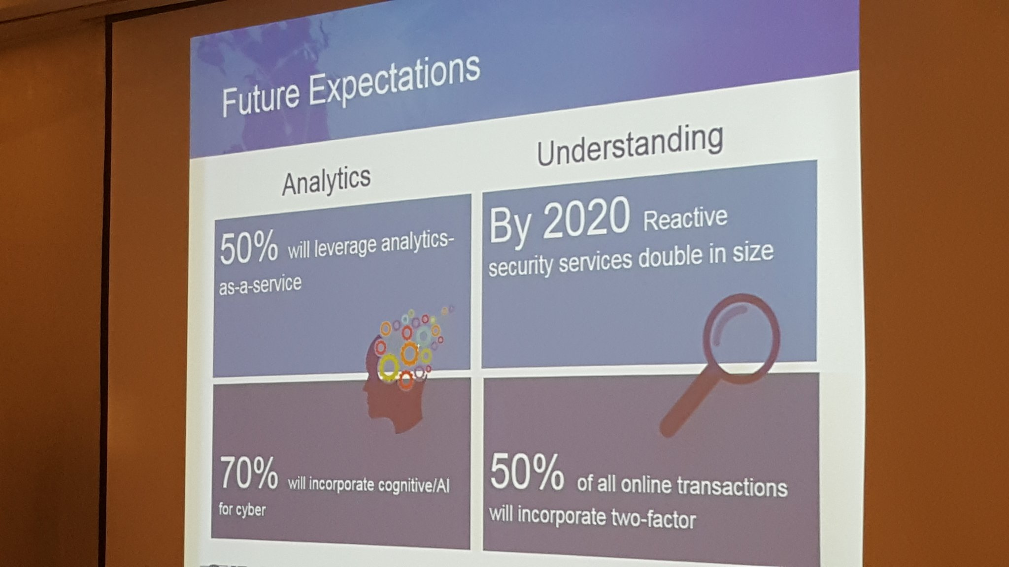 Some future security predictions by @idc Sean Pike https://t.co/Bq56oAz750