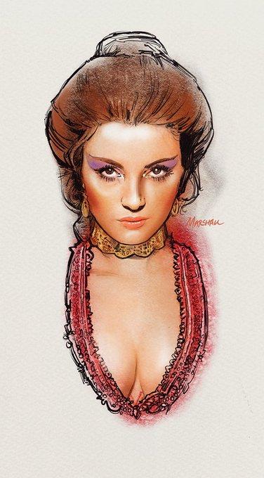 Radiance, Vitality, Beauty. Happy Birthday to Jane Seymour.