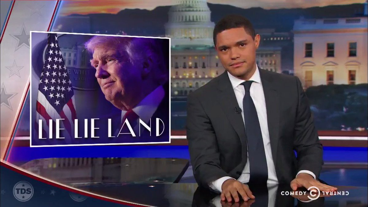 The #DailyShow's not buying the Trump administration's two-sided appro...