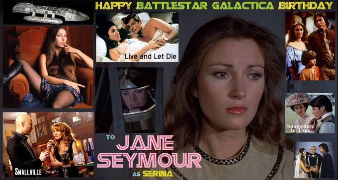 2-15 Happy birthday to Jane Seymour.