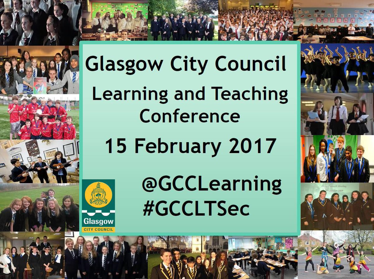 Excellent and thought provoking day at GCC Learning and Teaching Conference for 15 of our teachers #successforall  #GCCLTSec @GCCLearning <br>http://pic.twitter.com/DPWBnfIvxC