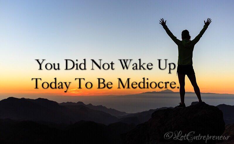 Greatness awaits Everyday, Go get it!  #wednesdaywisdom #wednesdaymotivation #Motivation #quote #achieve #Mindfulness #Entrepreneur #success<br>http://pic.twitter.com/zgmsQOppwx