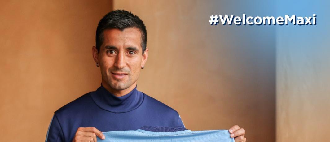 L&#39;ailier droit argentin Maxi #Moralez (Club Leon) signe pour 3 ans au #NewYorkCity FC. <br>http://pic.twitter.com/kQPd7NsZe0