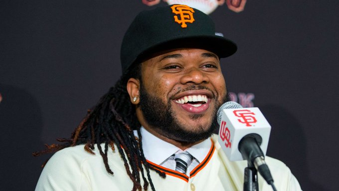 Happy 31???? Birthday Johnny Cueto.