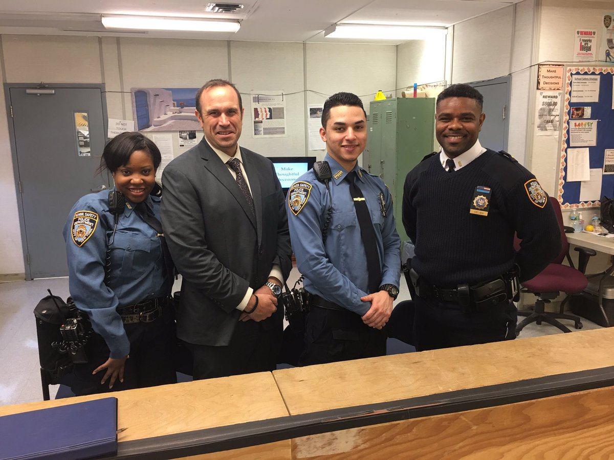 nypd school safety on twitter   u0026quot principal vincent
