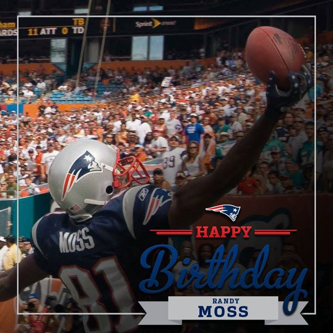 Happy Birthday, Randy! Watch Randy\s best 40+ yard catches of his career: