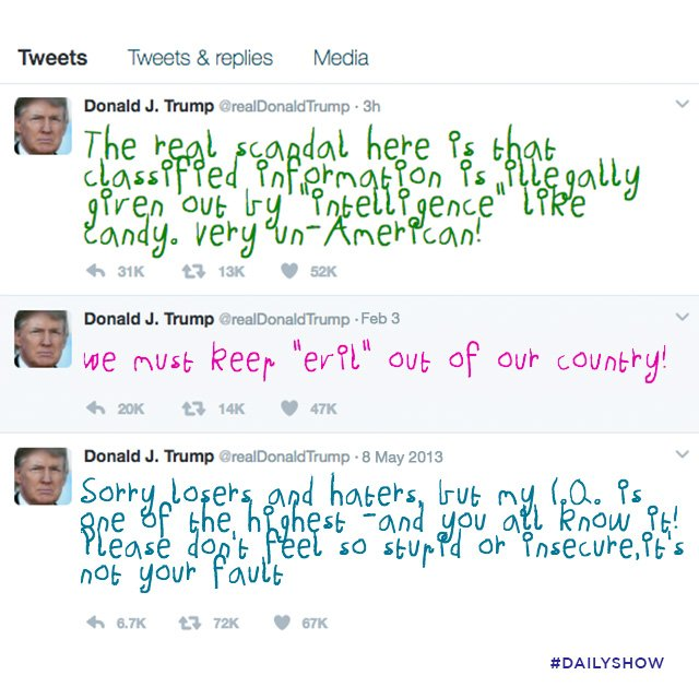 Genius Browser Extension Turns Donald Trump's Tweets Into Childish Scribbles