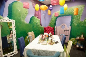 Ashley Eckstein's Alice in Wonderland Office Is Everything and More  http:// ift.tt/2lPS1FU  &nbsp;   #Disneyside #DisneySMMC<br>http://pic.twitter.com/teh9S5qGFe