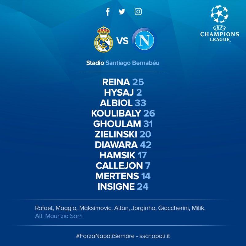 Real Madrid - Nápoles (ida) C4ujUzfXUAE1MVE