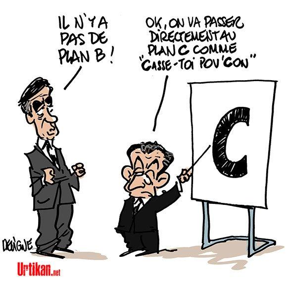 Englué dans les affaires #fillon appelle #Sarkozy à la rescousse #DessinDuJour @fdeligne #FillionGate #LR #Penelope  http://www. urtikan.net/dessin-du-jour /englue-dans-les-affaires-fillon-appelle-sarkozy-a-la-rescousse/ &nbsp; … <br>http://pic.twitter.com/Jric1QgLj0