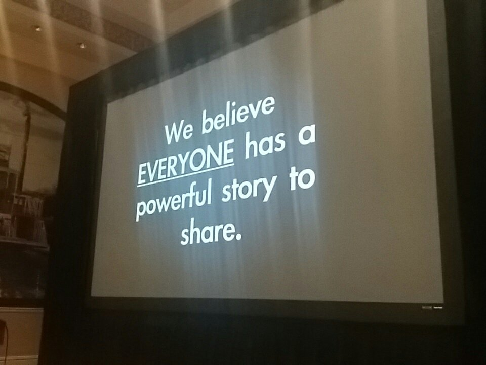 Digital Storytelling with @kara_welty and @dgoble2001 bout to blow up over here. #METC17 https://t.co/5GNK4IdGF5
