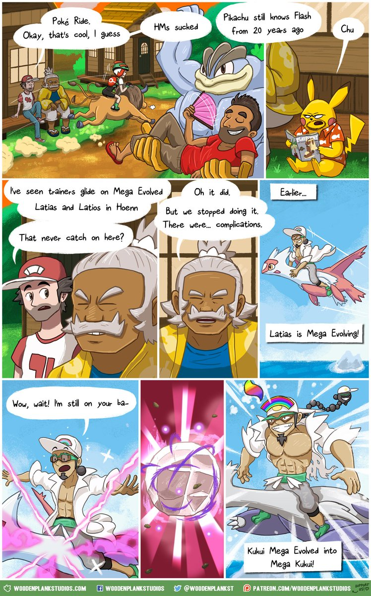Pokemon Adult Comics