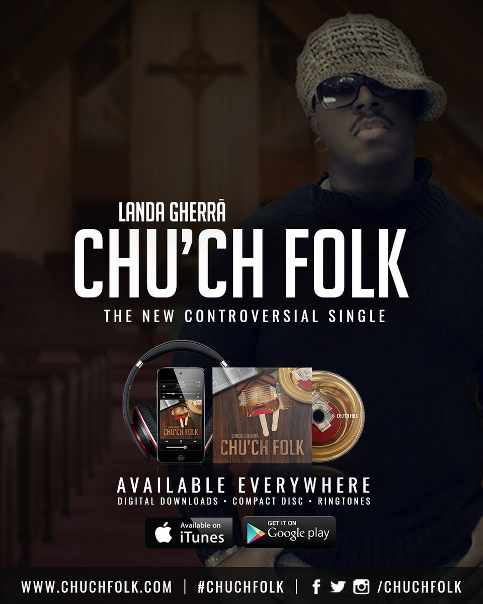 DOWNLOAD the new single #chuchfolk EVERYWHERE #digitalmusic is sold! Listen for FREE now on #soundcloud at  http:// langh.co/cfsoundcloud  &nbsp;   #music<br>http://pic.twitter.com/stuqY7bwZv