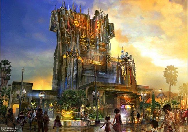 ディズニー・カリフォルニア・アドベンチャー・パークに「ガーディアンズ・オブ・ギャラクシー」をフィーチ…
