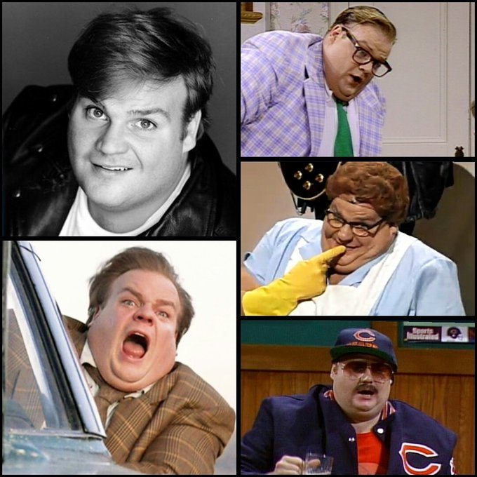 Happy 53rd Birthday to the late Chris Farley. Born February 15, 1964.