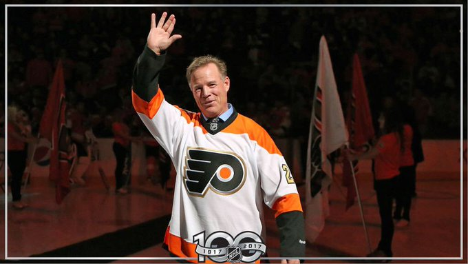 Happy birthday to one of my all time favorite Enjoy the day, Brian Propp