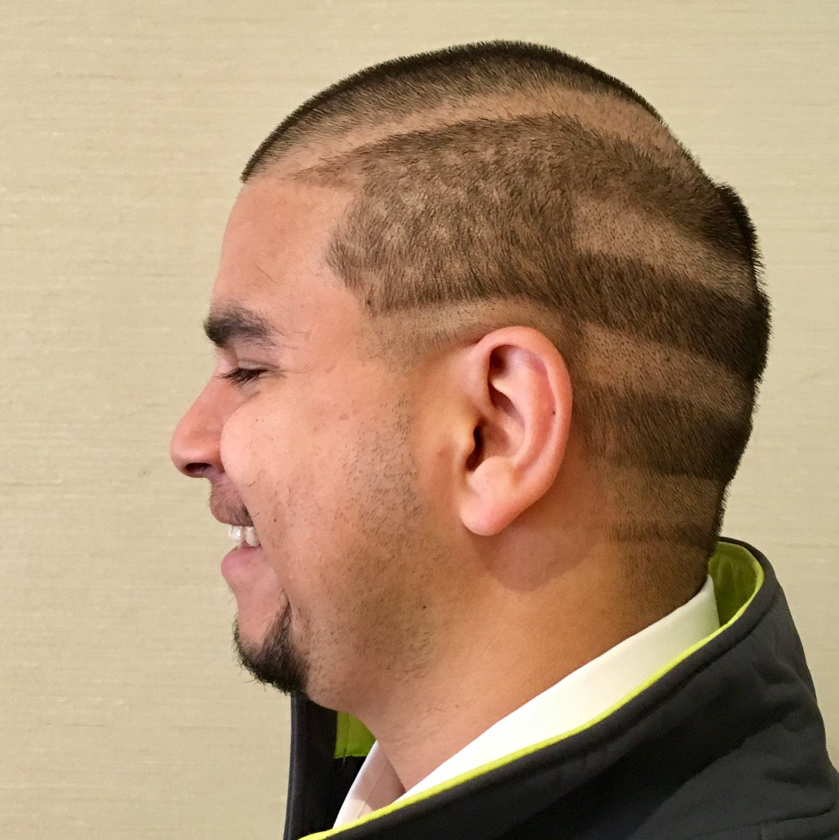 Special Olympics Usa On Twitter Check Out The New Haircut Vincent