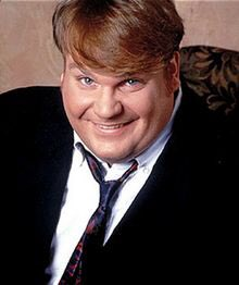 Happy Birthday to this ! RIP to the late, great Chris Farley