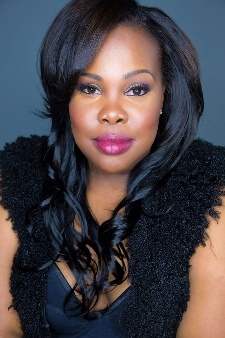 Happy Birthday to actress Amber Riley from