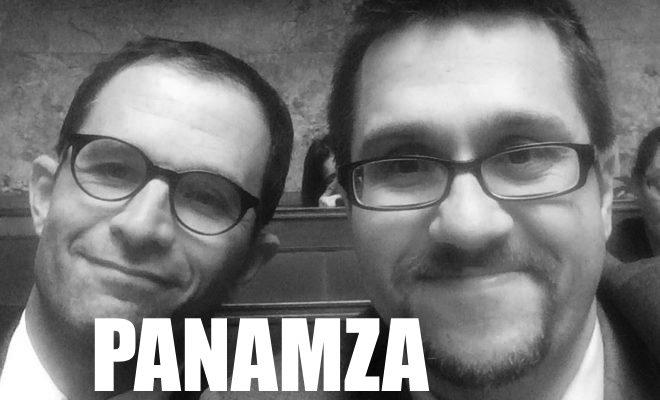 Panamza révèle la dérive sioniste de Benoît Hamon : c'est un «site de merde» selon le député Bachelay