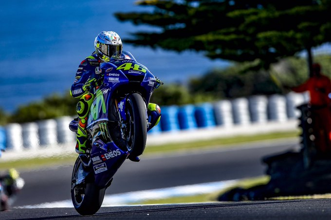 Happy Birthday 2 the 1 & only total legend, & my hero Valentino Rossi Love & best wishes for a fun safe birthday Xx