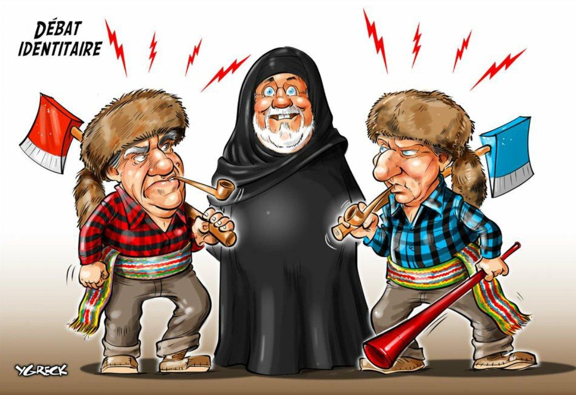 Ça recommence de plus belle!#islam #islamisation #couillard #polqc #assnat #laïcité #charlestaylor #tchador <br>http://pic.twitter.com/xzn1dRgLzB