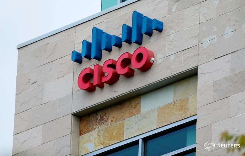 Cisco revenue slips for fifth straight quarter: