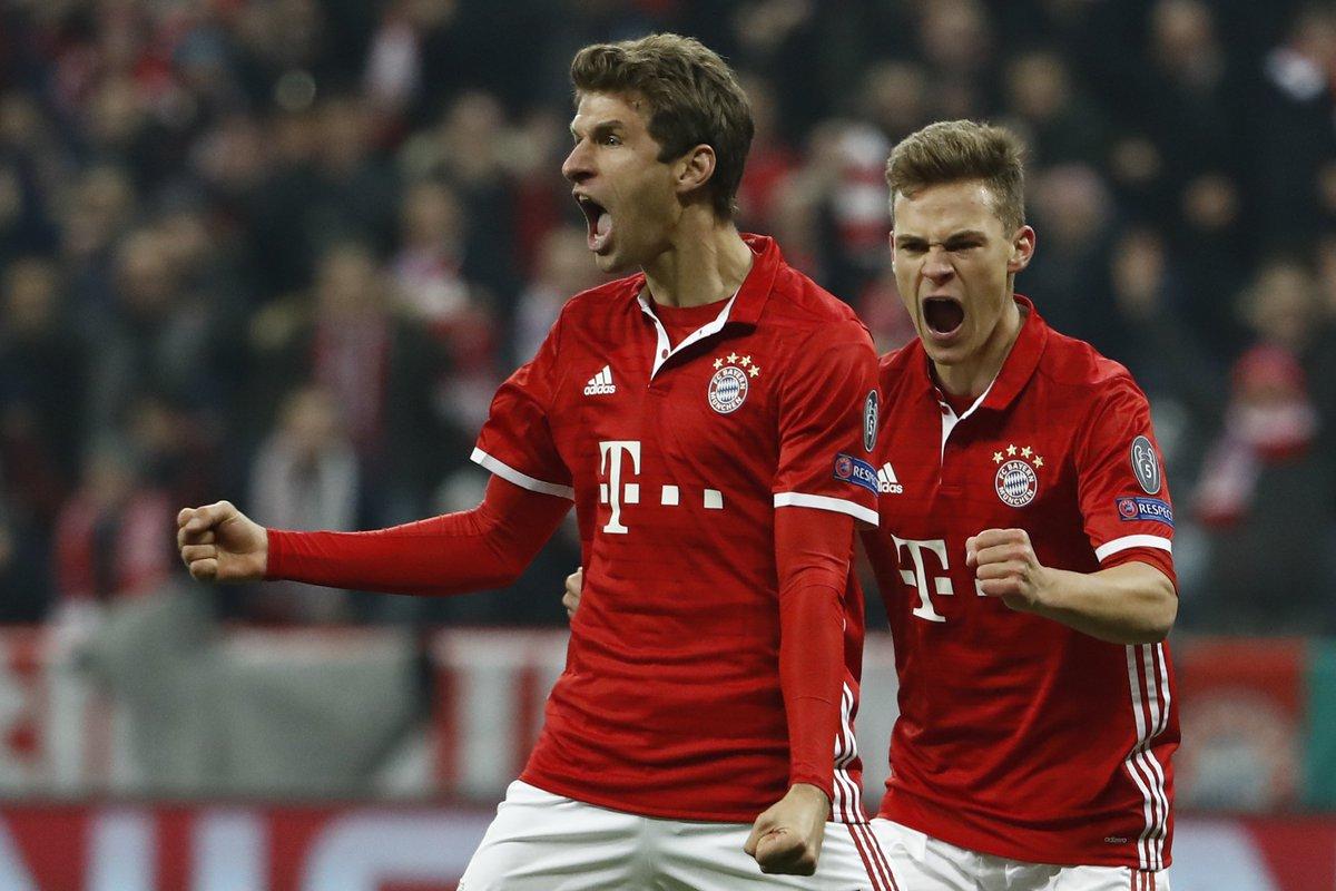 C4vJaSzWYAA0q8p Champions League: os dois duelos alucinantes do dia 15: Real 3 X 1 Napoli e Bayern 5 X 1 Arsenal.
