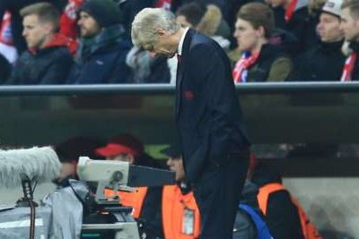 Goal Rain As Bayern Munich Tear Arsenal Apart in Germany