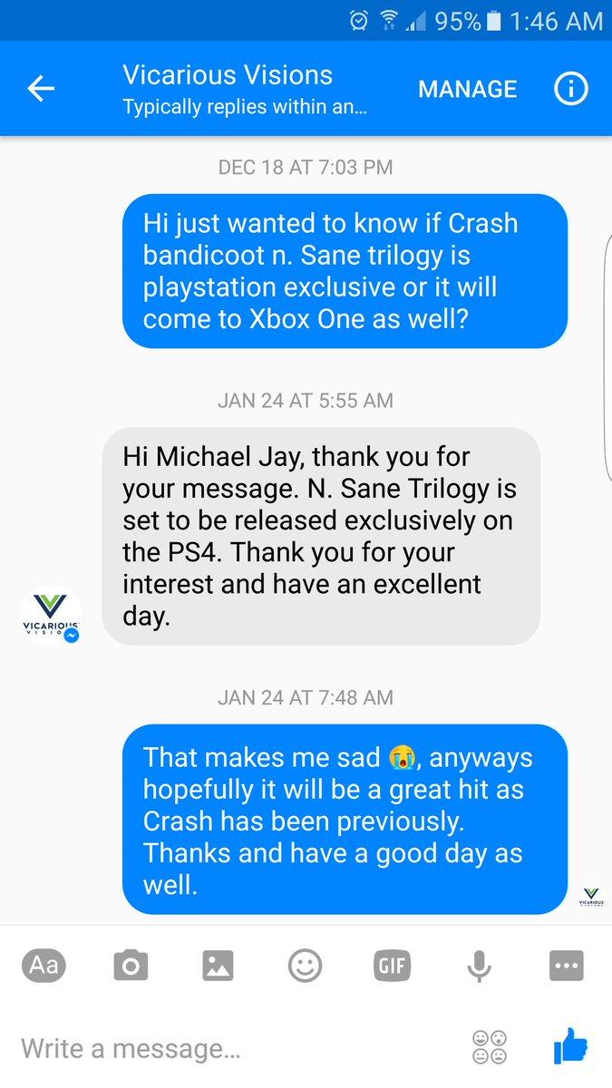 PlayStation Ireland confirms Crash Bandicoot Trilogy is PS4