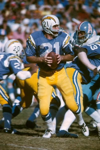 Happy birthday to Chargers great John Hadl!!!