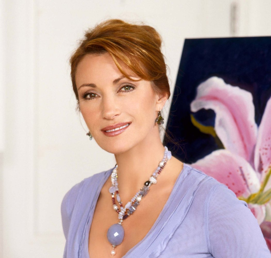 Happy birthday Jane Seymour! Jane is the leading star actress in my movie