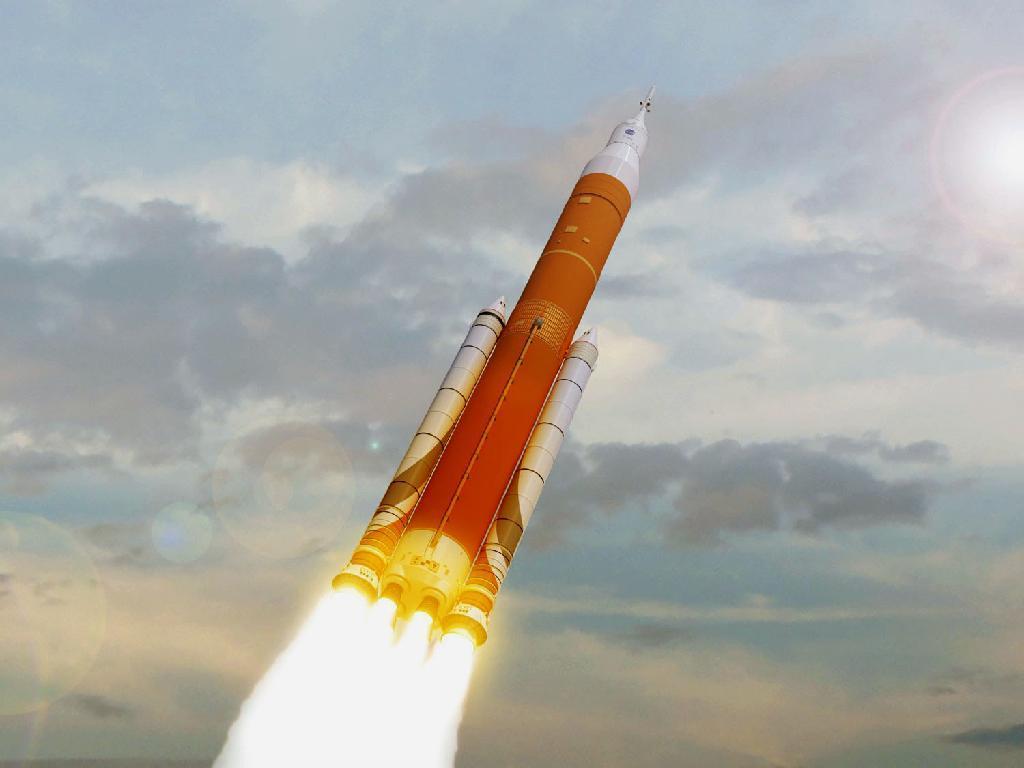 初打ち上げで有人飛行か 火星目指す新型ロケット NASA sankei.com/photo/dail…