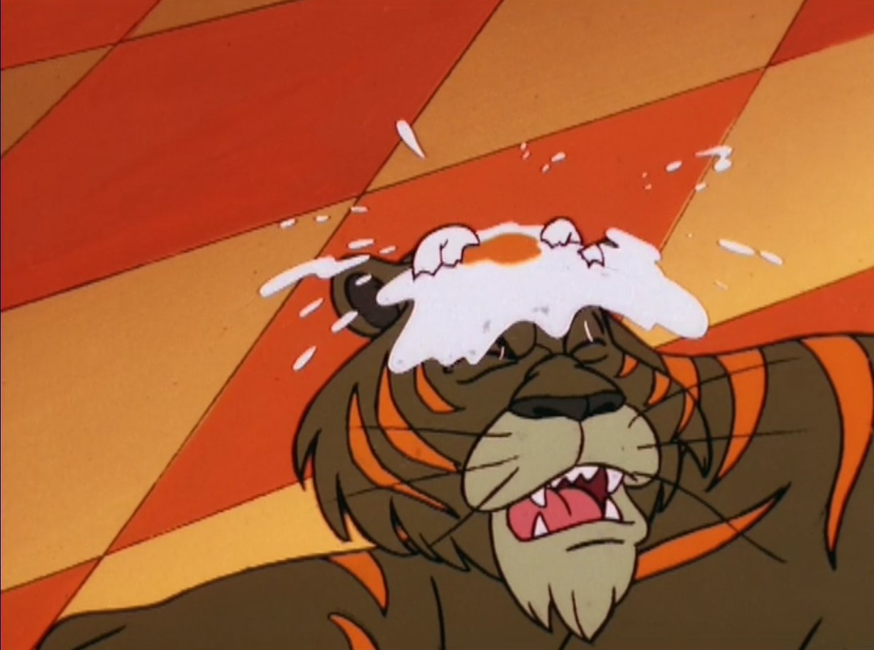 Not even Eternia's animals are safe from the ongoing bukkake https://t.co/QJX2hvs2QI