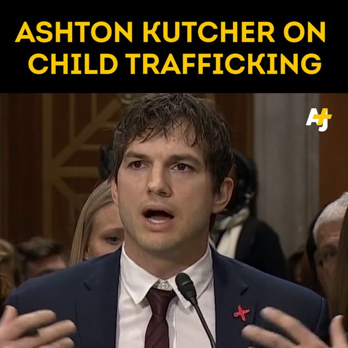"""Ashton Kutcher wants you to know what his real """"day job"""" is. And no, it's not acting."""